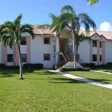 Rental info for 3050 Norwood Place #N209 in the Boca Raton Hills area