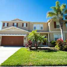 Rental info for Beautiful 5/3 In Lake Nona