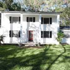 Rental info for Large Home On Beautiful Large Lot In Park East ... in the Jacksonville area