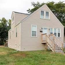 Rental info for Newly Remodeled 4 Bedrooms And 2 Bathrooms! in the Alsip area