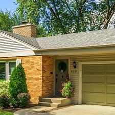 Rental info for Beautiful Bi-Level In Desired Park Ridge! in the Des Plaines area