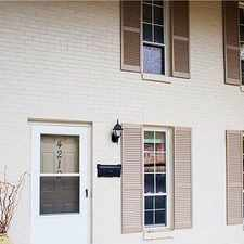 Rental info for Indianapolis, Great Location, 3 Bedroom Condo. ... in the Glendale area