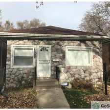 Rental info for Cute house with a great yard in the Morgan Park area