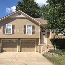 Rental info for 513 Wood Court in the Independence area