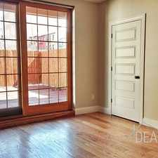 Rental info for 297 Columbia St in the New York area