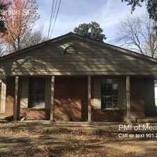 Rental info for 861 Carson St in the Memphis area