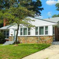 Rental info for LOVELY RENOVATED RAMBLER WITH 4 Bedroom AND 2FU... in the Wheaton area
