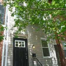 Rental info for Amazing 3 Bedroom, 3 Bath For Rent in the Baltimore area