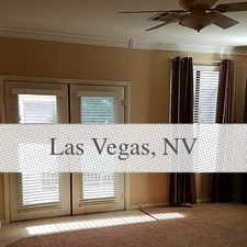 Rental info for House For Rent In Las Vegas. Washer/Dryer Hookups! in the Paradise area