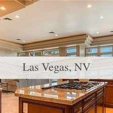 Rental info for House For Rent In Las Vegas. Pet OK! in the Las Vegas area