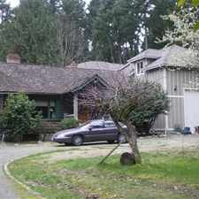 Rental info for Estate / 3 Lots Two Homes in the Bellevue area