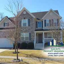 Rental info for 3710 Bogan Mill Road