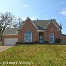 Rental info for 4907 Bronze Dr in the Memphis area