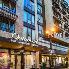 Rental info for Oakwood Portland Pearl District