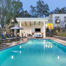 Rental info for Vivere Apts near Downtown Los Gatos in the San Jose area