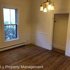 Rental info for 60 Mellen st in the Downtown area