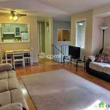Rental info for Edmonton Townhouse for rent in the Lymburn area