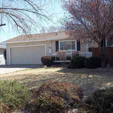 Rental info for $1,125 / 3 Bedrooms - Great Deal. MUST SEE. 2 C... in the Albuquerque area