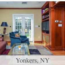 Rental info for Bright Yonkers, 4 Bedroom, 2.50 Bath For Rent. ... in the Yonkers area