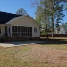 Rental info for Beautiful Ranch Style Home With 4 Bedrooms in the Fayetteville area