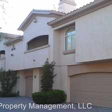 Rental info for 2050 W. Warm Springs Rd. #3921 in the Henderson area