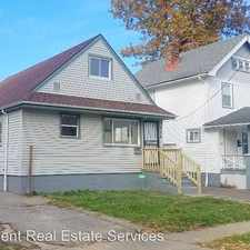 Rental info for 978 E 129th St in the Cleveland area