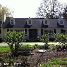 Rental info for 10901 Edison Road in the Potomac area