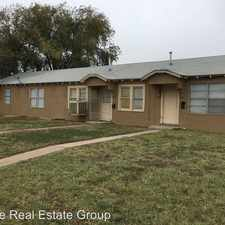 Rental info for 300 W Clinton in the Hobbs area