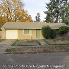 Rental info for 10733 NE Thompson St. in the Parkrose Heights area
