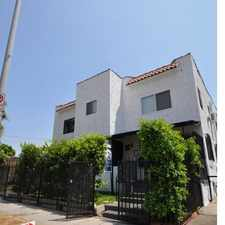 Rental info for 1812-30 Wilcox Avenue in the Hollywood United area