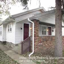 Rental info for 926 North Kealing Avenue in the Indianapolis area