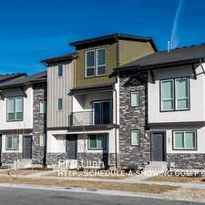 Rental info for 586 W Life Drive