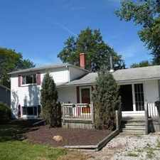 Rental info for Really Nice Split Level Home With Amazing Maste...