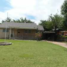 Rental info for Pet Friendly! MOVE IN SPECIAL: FIRST FULL MONTH... in the Lawton area