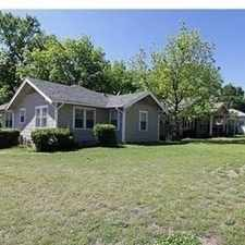 Rental info for Average Rent $850 A Month - That's A STEAL! in the Bartlesville area