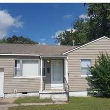 Rental info for Beautiful Tulsa House For Rent. $750/mo in the Dawson area