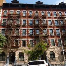 Rental info for 221 W 105th St