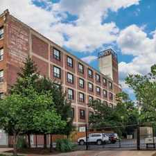 Rental info for Soulard, gated parking, 2 full baths, in unit laundry, stainless, rooftop deck FURNISHED in the Benton Park area