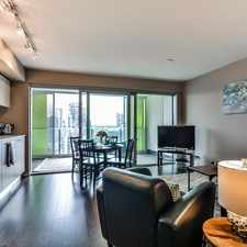 Rental info for 999 Seymour Street in the Downtown area