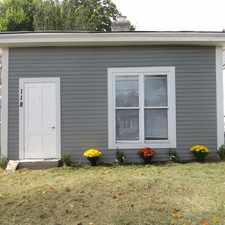 Rental info for 118 Stoll Avenue in the Irish Hill area