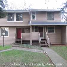 Rental info for 12390 SE 60th Ct. - D