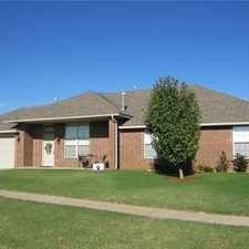 Rental info for Great Home In Perfect Location. Parking Available! in the Edmond area