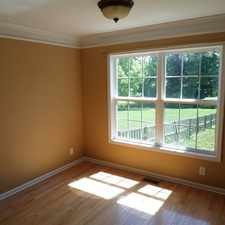 Rental info for Gorgeous Home In Old Towne Village Subdivision in the Clarksville area
