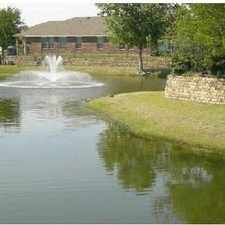 Rental info for Lovely 3 Bedroom Floor Plan Is Open, Light And ... in the McKinney area