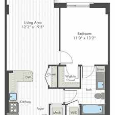 Rental info for $6630 1 bedroom Apartment in Dupont Circle in the Washington D.C. area