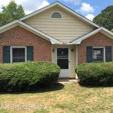 Rental info for 3027 Reese Road in the Columbus area