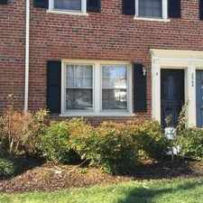 Rental info for 2029 38th Street SE Unit A in the Hillcrest - Fairfax Village area