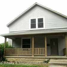 Rental info for 536 S. Washington Street in the Bloomington area