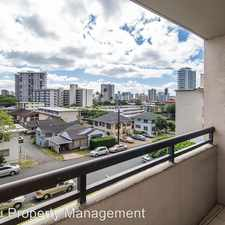 Rental info for 1251 Heulu Street #405