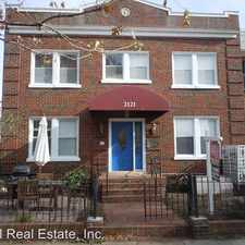 Rental info for 2121 2nd Street, NW #3 in the Washington D.C. area